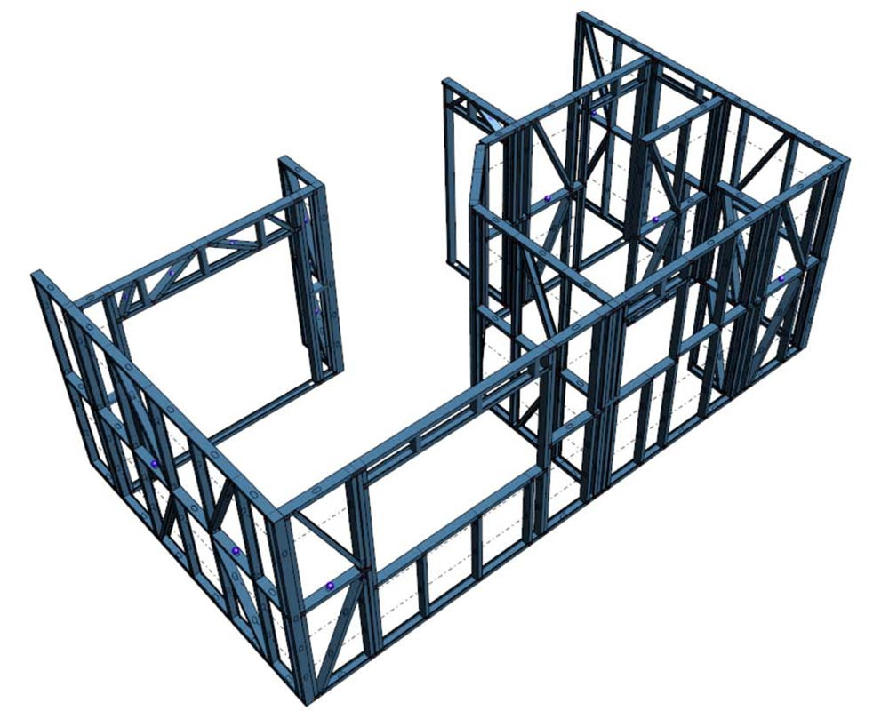 Steel Building Drafting Services Perth | Action Framing Solution